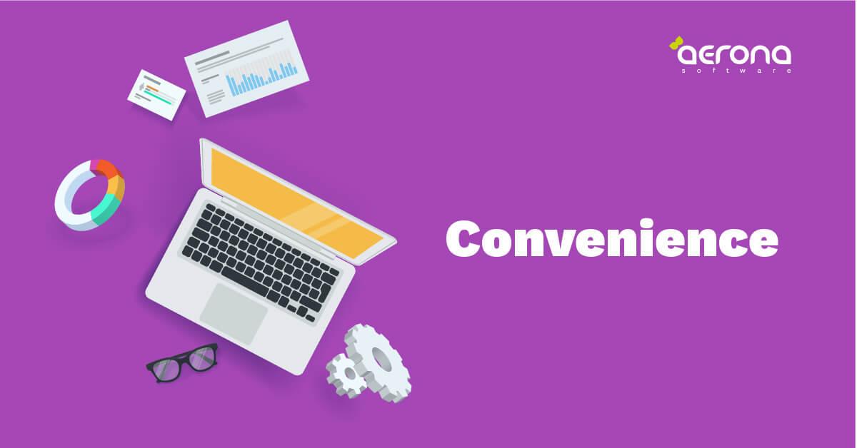 4 Benfits_Convenience